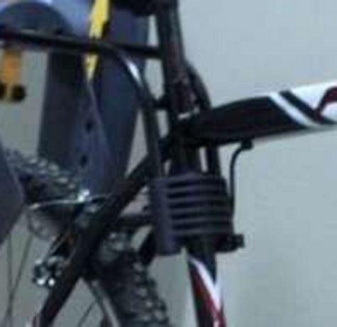Детское Велокресло Tilly до 7 лет Велосипедное кресло 2 крепления