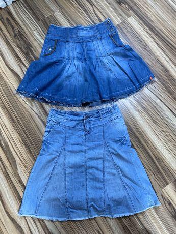 Spódnica jeansowa piekna Esprit Denim rozm 38-40