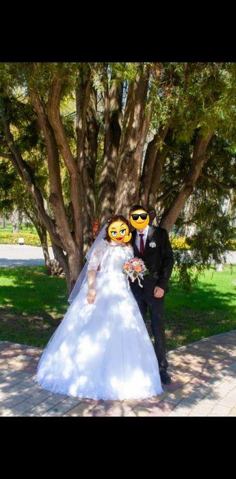 продам свадебное платье Затишье - изображение 1