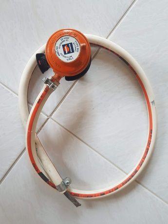 Redutor gás com mangueira e anilhas Baixa de preço
