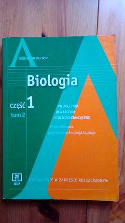 Biologia rozszerzona podręcznik liceum WSiP