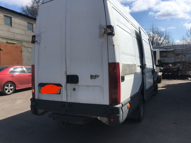 Iveco Daily 50 2007 3.0 HPi