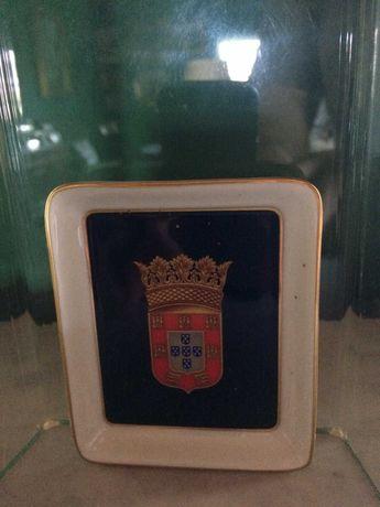 Bandeja Cinzeiro Vista Alegre Palácio de São Lourenço Funchal Madeira
