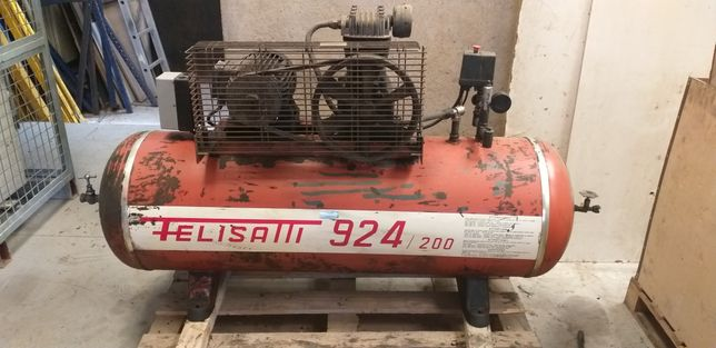 Compressor Felisatti 200 litros