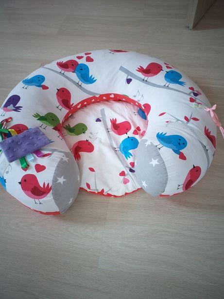 Poduszka do ułatwienia siedzenia dla dziecka