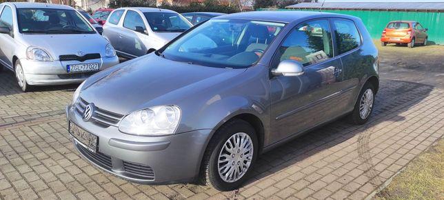 VW Golf V 1.6 MPI 2006r