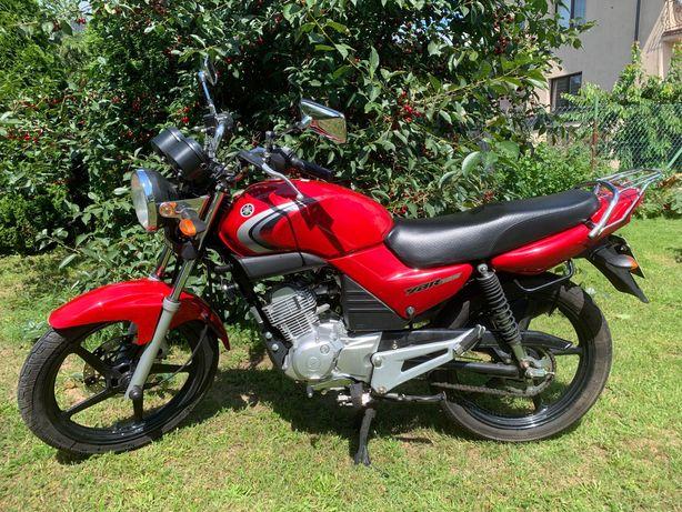Yamaha YBR 125, 9kW