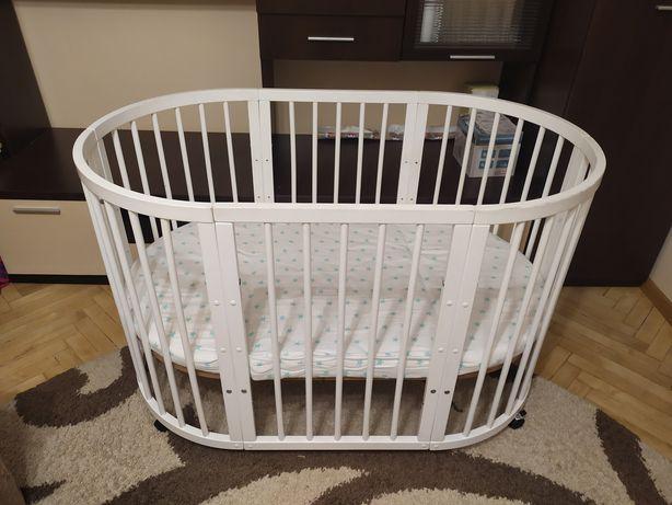 Дитяче ліжко/ліжечко трансформер 4в1