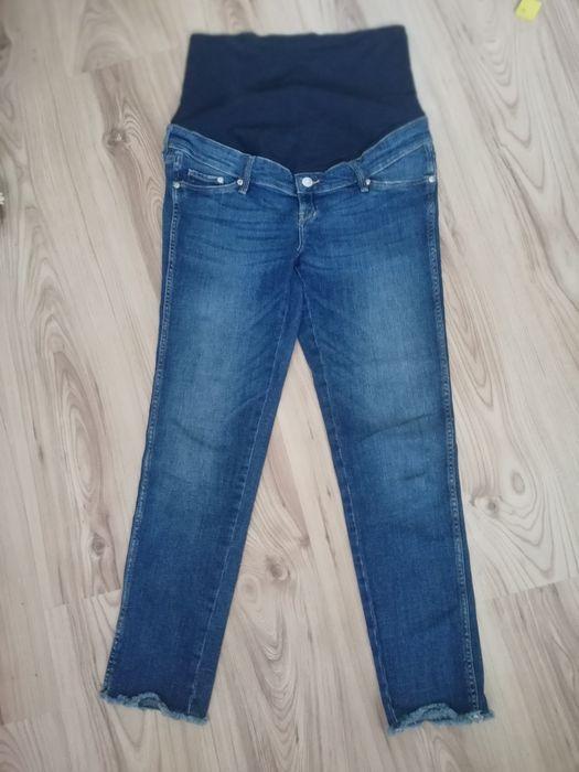 Spodnie ciążowe H&M mama roz 38 Pyrzyce - image 1