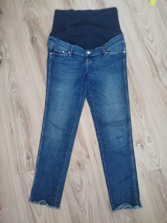 Spodnie ciążowe H&M mama roz 38