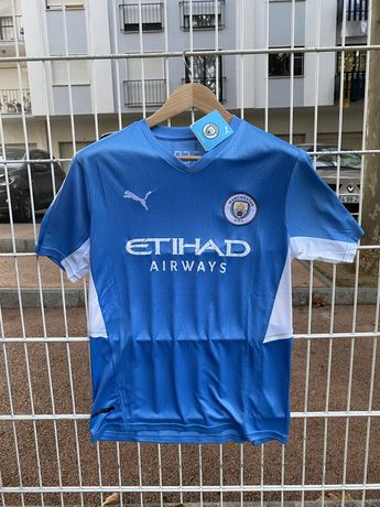 Camisola Manchester City 21/22 Principal