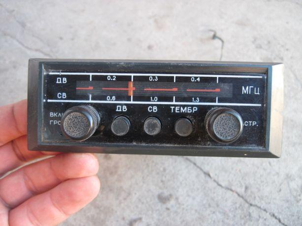 Радиоприемник А-373 Б Жигули, Москвич