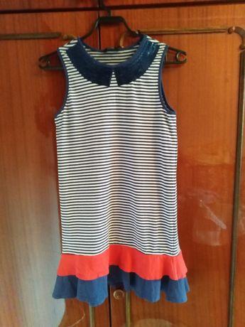 Продам лёгкое платье - сарафан на девочку.