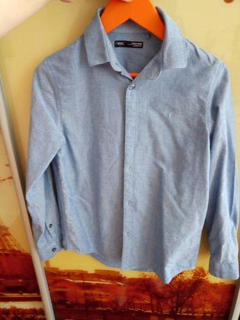 Рубашка next на ріст 134см стан нової