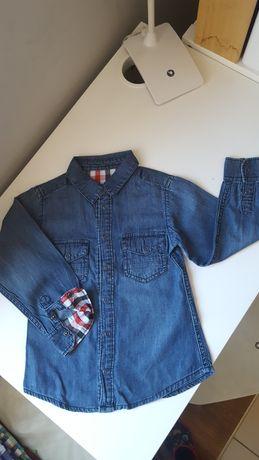 Koszula Zara rozm 98