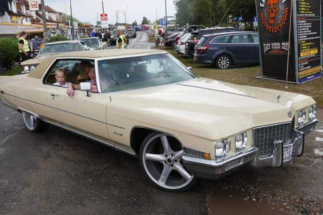 Cadillac Deville Coupe Fleetwood 1971