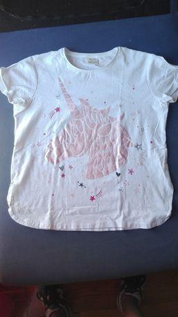 T-shirt Unicórnio Zara