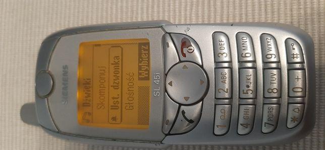 Telefon Siemens SL45i
