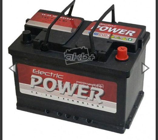 ELECTRIC POWER 90Ah від нашого угорського партнера