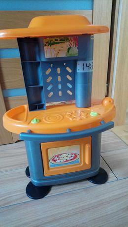 Kuchnia dla dzieci 67cm Mochtoys +akcesoria