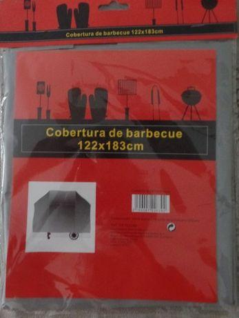 Cobertura para Barbecue (BQ)