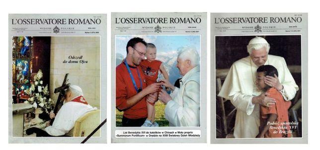 L'Osservatore Romano Jan Paweł II odszedł do domu i inne