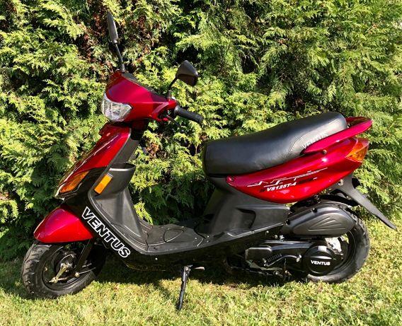 Скутер Ventus VS125T-4 125 см3 Доставим без предоплаты! Лучшая цена
