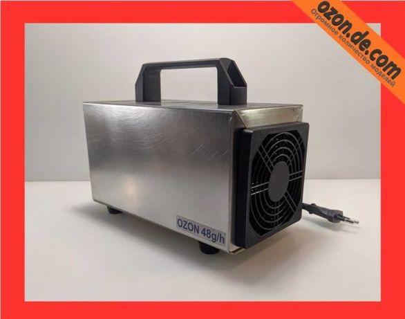 Озонаторы ионизатор мощность 48 грамм в час внутри реактор керамика