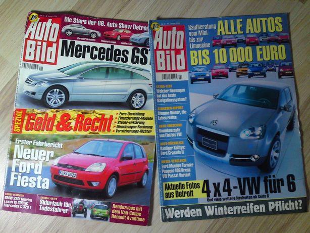 AutoBild 2002 50 Numerów