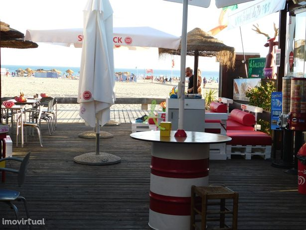 Restaurante na Praia da Rocha