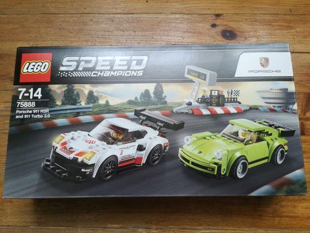 Lego 75888 Porsche 911 RSR + 911 Turbo