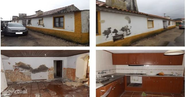 Casa Antiga p/ recuperação - CH2602/20 IMÓVEL DE BANCO