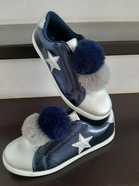 Super buciki dla dziewczynki r.37