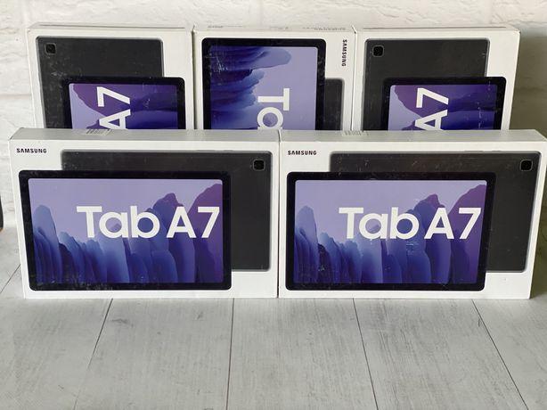 Планшет Samsung Galaxy Tab A7 10.4 WiFi 64Gb Dark Gray (SM-T500/64)