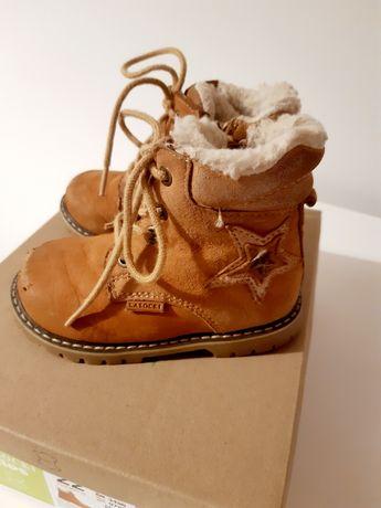 Kozaczki buty zimowe Lasocki Kids r. 22