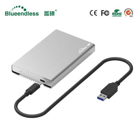 """HDD/SSD-карман Blueendless BS-U23QC, бокс 2.5"""" SATA USB 3.1 Type-C"""