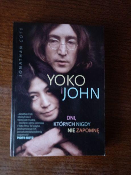 Yoko i John - J. Cott
