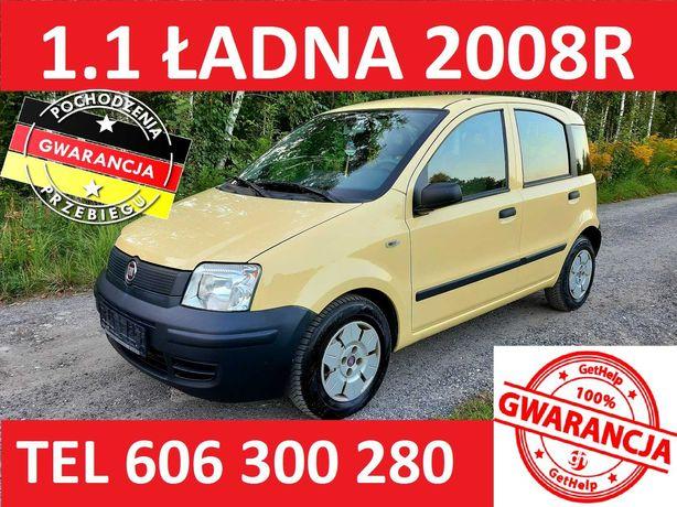 Fiat Panda 1.1 08R MOŻLIWA REJESTRACJA, Niemiec po opłatach