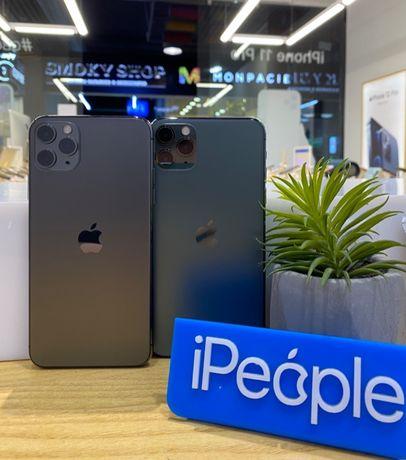 "Б/у iPhone 11 Pro Max 64/256/512   iPeople   ТРЦ ""Фабрика""   Обмін"