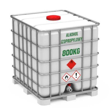 Alkohol izopropylowy DPPL 800 kg – Wysyłka kurierem
