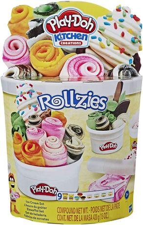 Набор тесто Плей-До, тайское мороженное роллы, Ice Cream, Hasbro