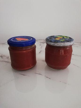 Przecier pomidorowy z ziołami
