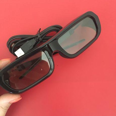 Óculos Sony 3D - como novos (oferta portes)