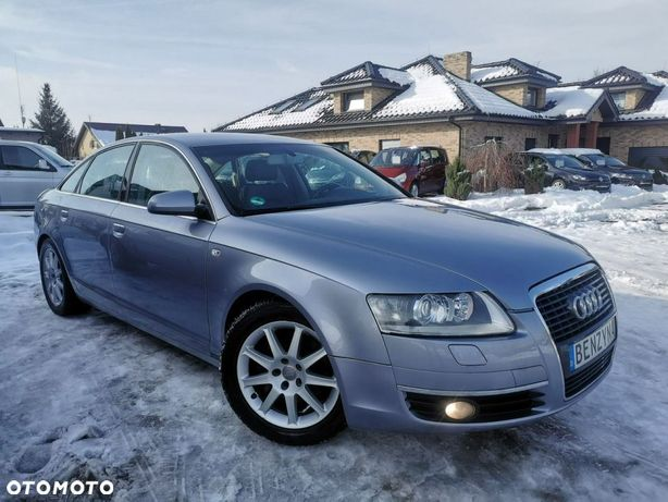 Audi A6 Zadbana*3.2 benz*Sedan*Manual*Niemiec!!