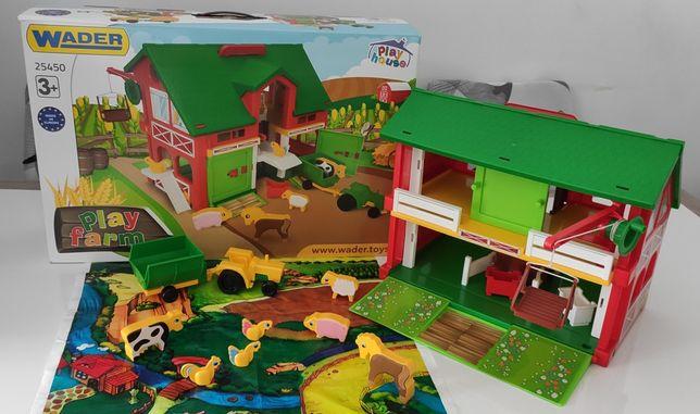 Farma domek WADER zwierzęta