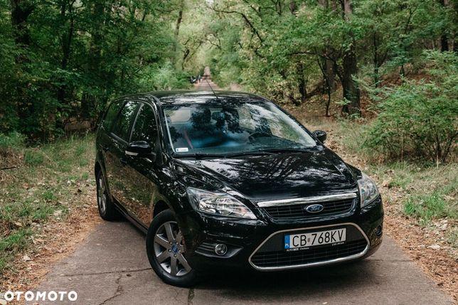Ford Focus Bezwypadkowy, bogato wyposażony TITANIUM, ekonomiczny. FL