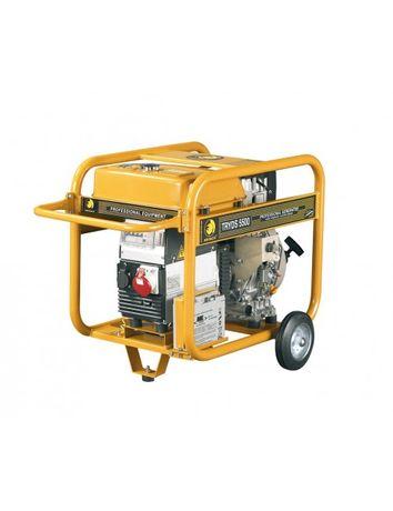 Gerador a Gasolina Diesel TRYD5500 sem AVR