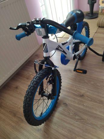 Nowy rower dziecięcy S'MOOVE BIG BEN koła 16' dla dziecka 3-6 lat
