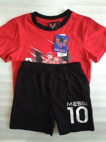 Детский летний костюм от Leo Messi, 114/119 см рост