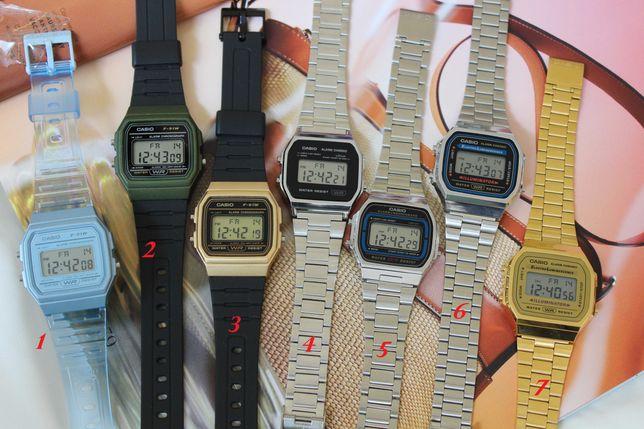 Часы Casio Vintage Montana A164 A168 A158 A163 F91 (не Q&Q Nixon)